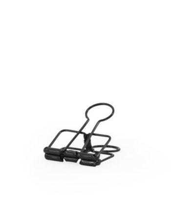 poster clips binders zwart